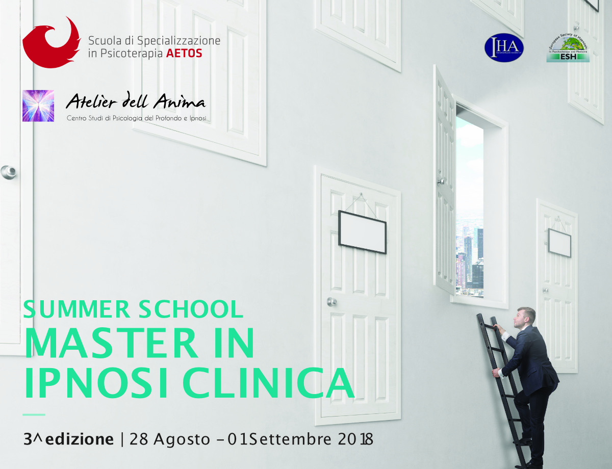 Master Ipnosi clinica 2018